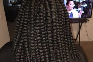 Photo #18: Affordable Prices! Kids plaits (Any Size) - $50