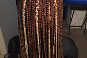 Photo #21: Affordable Prices! Kids plaits (Any Size) - $50