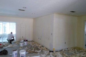 Photo #14: DRYWALL REPAIRS/ INSTALLATION