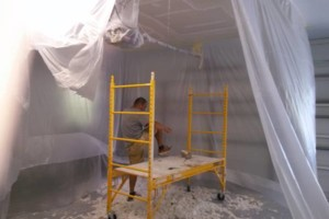 Photo #10: DRYWALL REPAIRS/ INSTALLATION