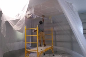 Photo #8: DRYWALL REPAIRS/ INSTALLATION