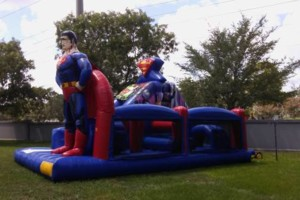 Photo #9: Water slides, bounce houses and much more! Lilants