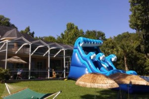 Photo #8: Water slides, bounce houses and much more! Lilants