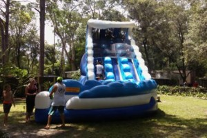 Photo #7: Water slides, bounce houses and much more! Lilants