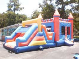 Photo #6: Water slides, bounce houses and much more! Lilants