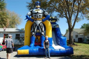 Photo #3: Water slides, bounce houses and much more! Lilants