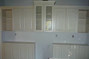 Photo #4: Best price on kitchen cabinets! All wood, all wood!
