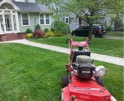 Photo #1: First Class landscaping and lawn care