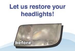 Photo #6: HEADLIGHT RESTORATION