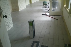Photo #22: JOEY'S TILE SERVICE - Wood, Marble, Ceramic, Floor Covering and Installation