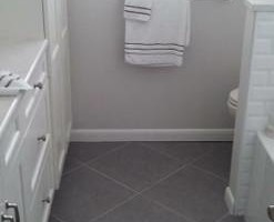 Photo #19: JOEY'S TILE SERVICE - Wood, Marble, Ceramic, Floor Covering and Installation