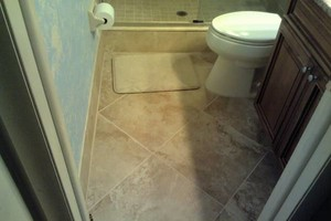 Photo #16: JOEY'S TILE SERVICE - Wood, Marble, Ceramic, Floor Covering and Installation