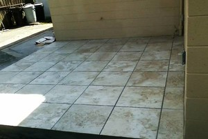 Photo #13: JOEY'S TILE SERVICE - Wood, Marble, Ceramic, Floor Covering and Installation