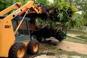 Photo #19: Grading, concrete removal, dirt work, etc