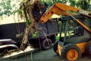Photo #16: Grading, concrete removal, dirt work, etc
