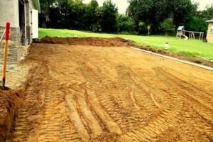 Photo #13: Grading, concrete removal, dirt work, etc