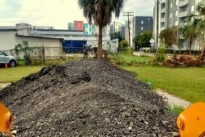 Photo #11: Grading, concrete removal, dirt work, etc