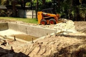 Photo #8: Grading, concrete removal, dirt work, etc