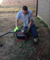 Photo #2: American Plumbing. Drains Unclogged or Main sewer line Unclogged