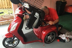Photo #6: Vinnies Mobile Electric Scooter & Bicycle Repair