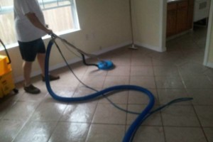 Photo #6: T-Bowe's Carpet Tile and Grout Cleaning