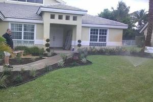 Photo #18: TEZNA LANDSCAPING & TREE TRIMMING SERVICES
