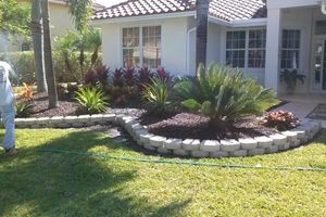 Photo #4: TEZNA LANDSCAPING & TREE TRIMMING SERVICES