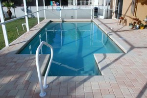 Photo #1: Pool Cleaning all for $65 (chemical included)