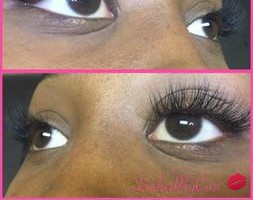 Photo #2: LeBelle Day Spa. Mink Eyelash Extensions $85