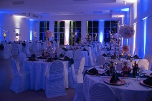 Photo #4: WEDDING PARTY EVENT DECOR, Low Price chair covers and more!
