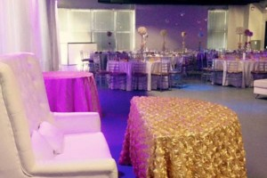 Photo #3: WEDDING PARTY EVENT DECOR, Low Price chair covers and more!