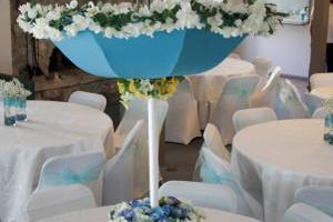Photo #2: WEDDING PARTY EVENT DECOR, Low Price chair covers and more!