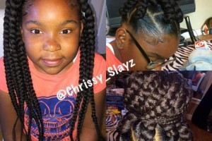 Photo #20: Quick weave, Sew ins, Briads, Crochets, Twist, etc