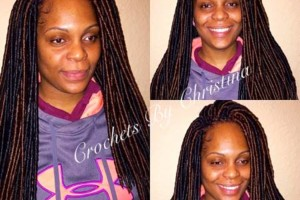 Photo #13: Quick weave, Sew ins, Briads, Crochets, Twist, etc