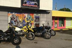 Photo #1: BW MOTORSPORTS OF SEMINOLE. MOTORCYCLE REPAIR.