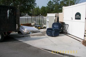 Photo #2: Dumpster / Hauling Services