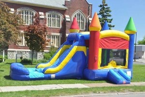 Photo #6: $179 castle jump house and water slide rental