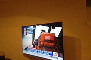 Photo #2: Rates Paul's Insulation. $85 TV Mounting & instillation