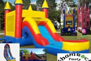 Photo #10: Bounce House/ Waterslide and Party Supplies. Hamrock party rentals