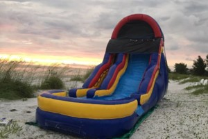 Photo #8: Bounce House/ Waterslide and Party Supplies. Hamrock party rentals