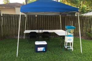 Photo #7: Bounce House/ Waterslide and Party Supplies. Hamrock party rentals