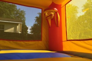 Photo #6: Bounce House/ Waterslide and Party Supplies. Hamrock party rentals