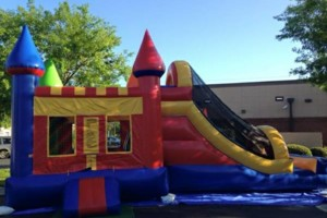 Photo #4: Bounce House/ Waterslide and Party Supplies. Hamrock party rentals