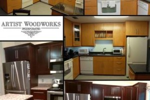 Photo #3: Artist Wood works. Absolute Best Quality Cabinetry. FREE Lifetime Warranty!