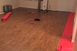 Photo #6: Dave's Custom flooring. Affordable Quality Laminate Installation