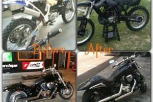 Photo #5: ATV, MOTORCYCLE, DIRTBIKE, SCOOTER REPAIRS!