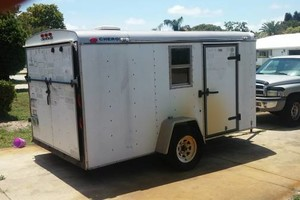 Photo #2: Mover Helper - good enclosed trailer