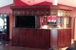 Photo #7: 100% WOOD CABINETS... World of Woodcraft, LLC.