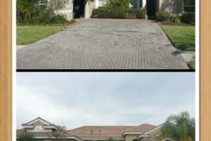 Photo #17: Roof Cleaning starting at $299. H2O POWER CLEAN LLC.