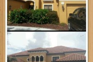 Photo #14: Roof Cleaning starting at $299. H2O POWER CLEAN LLC.